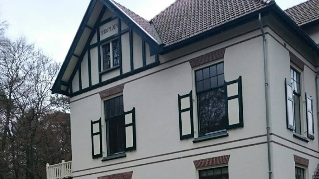 Glasherstel uitgevoerd met Dörr isolerend monumenten glas