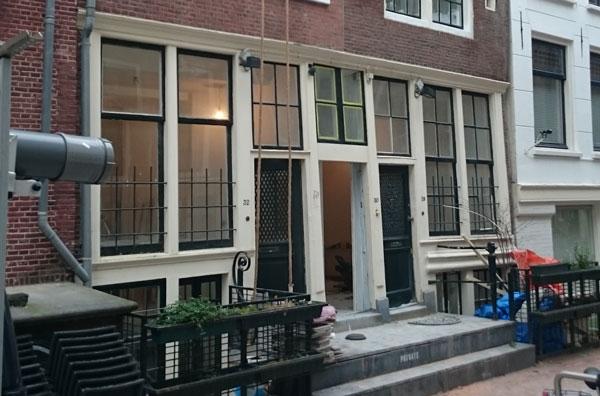 Amsterdamse woning