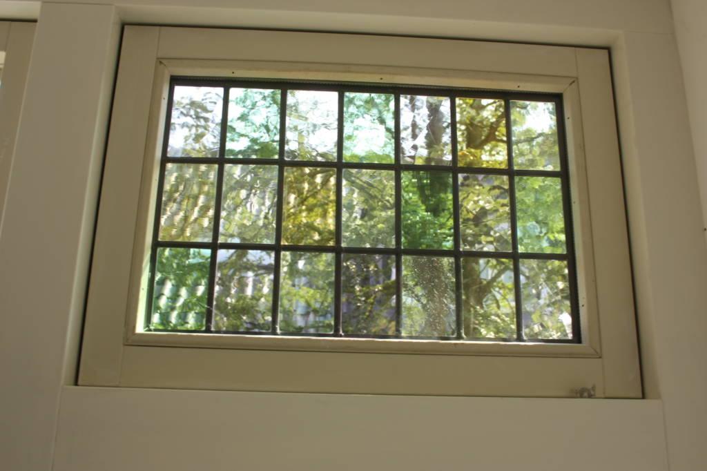 voorbeelden van glas in lood ramen