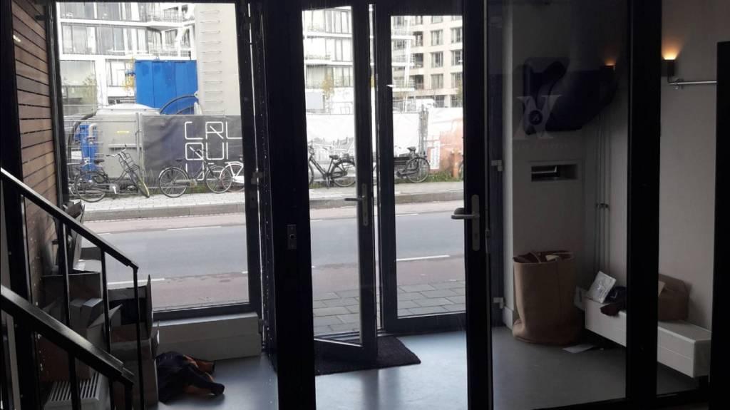 Anti overvalsluis Geldersch Glasbedrijf